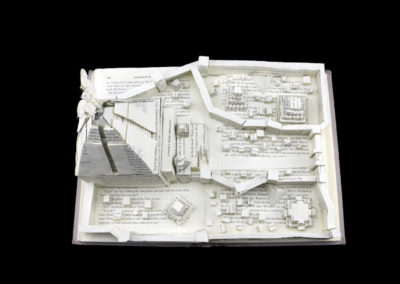 Game of Thrones Meereen Book Sculpture - Above