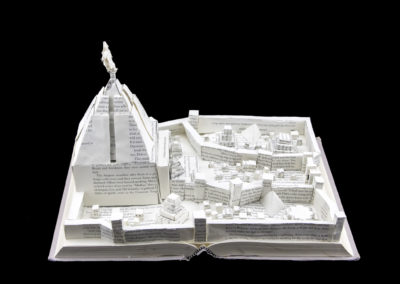 Game of Thrones Meereen Book Sculpture - Front 2