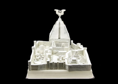 Game of Thrones Meereen Book Sculpture - Main View 1