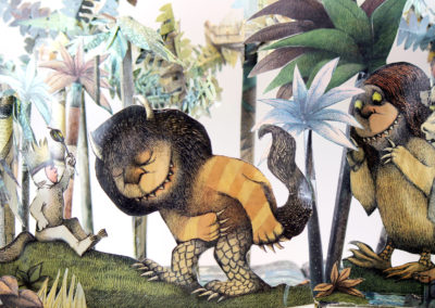 jbh - where the wild things are - detail