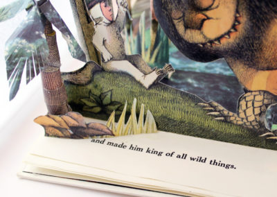 jbh - where the wild things are - made him kinf of all the wild things