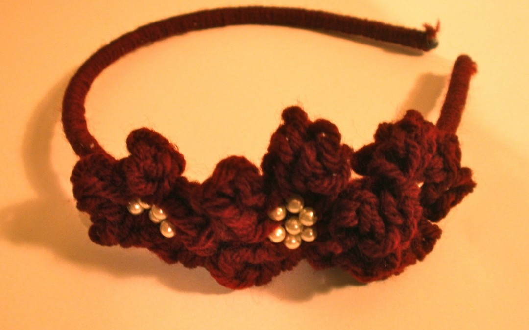 the time i learned how to crochet.