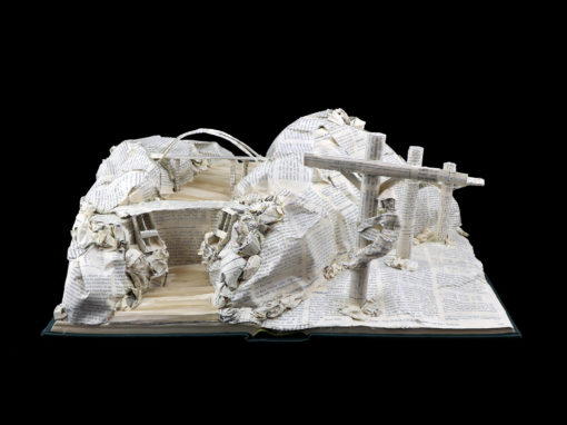 Book Sculpture: Salt River Project