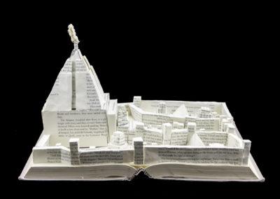 Game of Thrones Meereen Book Sculpture - Front
