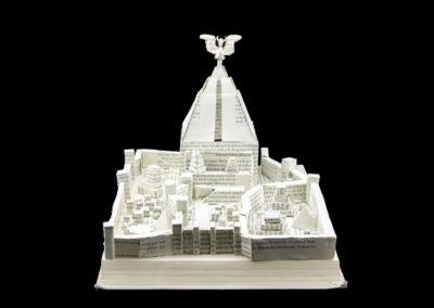 Game of Thrones Meereen Book Sculpture - Main View 1